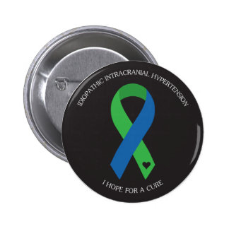 IIH - I Hope For A Cure Button