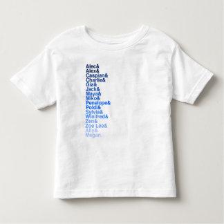 IIIsM Blue Lettering T-Shirt