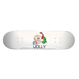 iJOLLY Santa Claus Spreads Happiness Skateboard