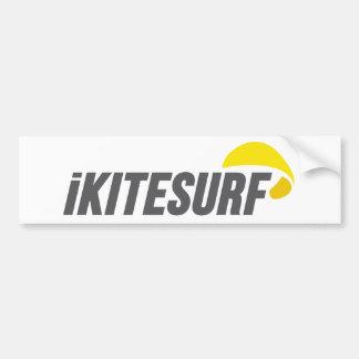 iK Clear Sticker