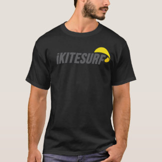 iK Men's 2-Sided Black T-Shirt