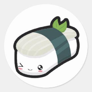Ika Nigiri Sticker
