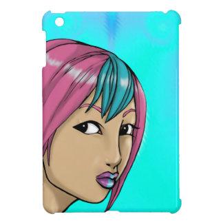 iKandii Harajuku Girl iPad Mini Cover
