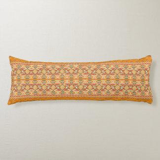 Ikat Body Cushion