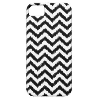 Ikat Chevron Black Pattern Zigzag iPhone 5 Cover