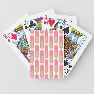 Ikat Diamond59 Bicycle Playing Cards