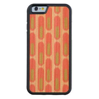 Ikat Diamond59 Carved Cherry iPhone 6 Bumper Case