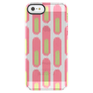 Ikat Diamond59 Clear iPhone SE/5/5s Case