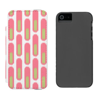 Ikat Diamond59 Incipio Watson™ iPhone 5 Wallet Case