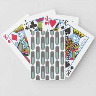 Ikat Diamond59 New Bicycle Playing Cards