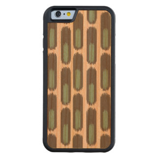 Ikat Diamond59 New Carved Cherry iPhone 6 Bumper Case