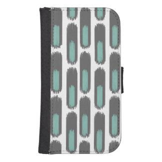 Ikat Diamond59 New Samsung S4 Wallet Case