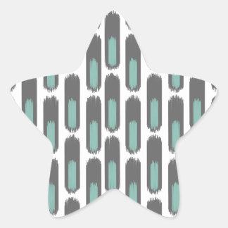 Ikat Diamond59 New Star Sticker