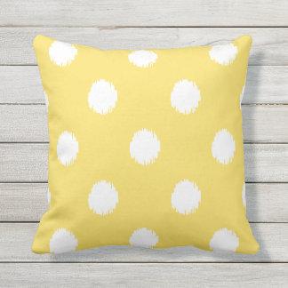 Ikat Dots | Cushion