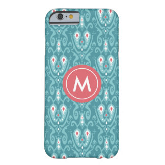 iKat Monogram Patterned iPhone Case