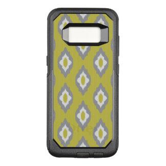Ikat vintage pattern OtterBox commuter samsung galaxy s8 case