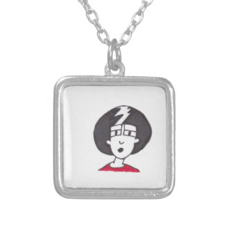 IKE PIC 1 001 SILVER PLATED NECKLACE
