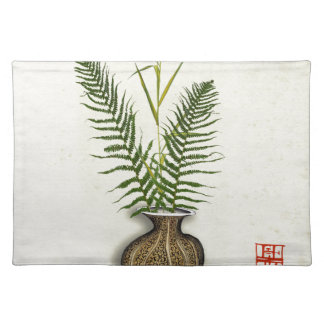ikebana 14 by tony fernandes placemat