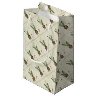 ikebana 14 by tony fernandes small gift bag