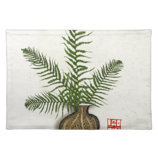 ikebana 16 by tony fernandes placemat
