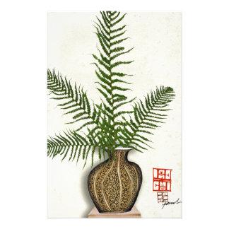 ikebana 16 by tony fernandes stationery