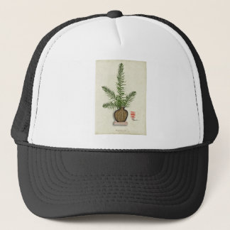 ikebana 16 by tony fernandes trucker hat