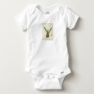 ikebana 17 by tony fernandes baby onesie