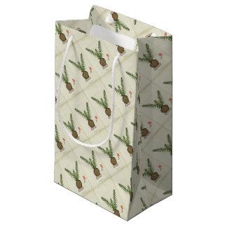 ikebana 17 by tony fernandes small gift bag
