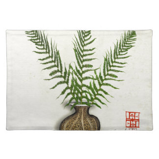 ikebana 18 by tony fernandes placemat