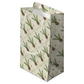 ikebana 18 by tony fernandes small gift bag