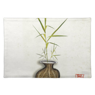 ikebana 19 by tony fernandes placemat