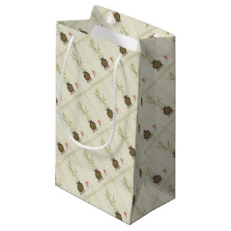 ikebana 19 by tony fernandes small gift bag
