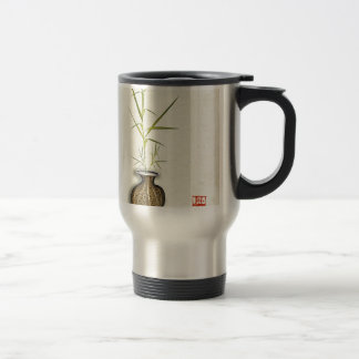 ikebana 19 by tony fernandes travel mug