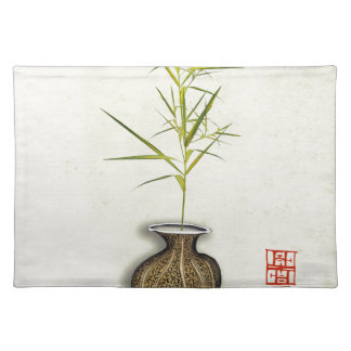 ikebana 20 by tony fernandes placemat