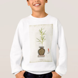 ikebana 20 by tony fernandes sweatshirt