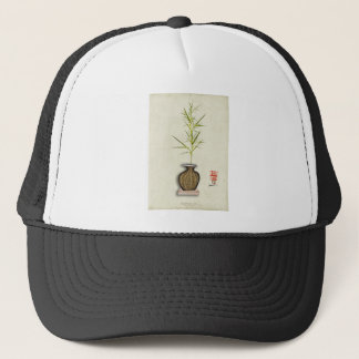ikebana 20 by tony fernandes trucker hat