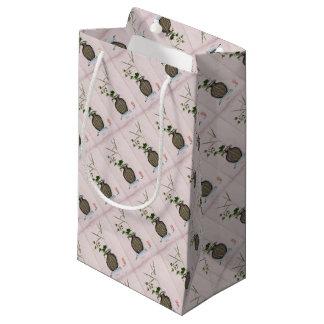 Ikebana 5 by tony fernandes small gift bag