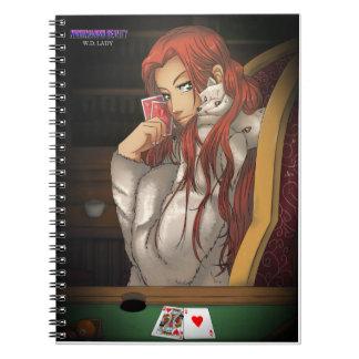 Ikeda Notebook (From Nightmarish Reality)