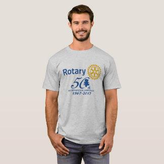 Iki rotary 50th anniversary commemoration T-Shirt