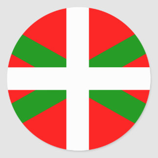 Ikurrina Basque Flag Sticker