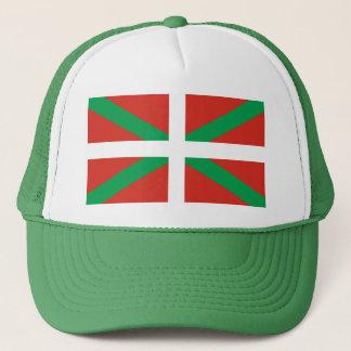 IKURRIÑA DRAPEAU BASQUE EUSKADI FLAG VASCA TRUCKER HAT