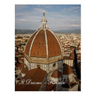 Il Duomo - Firenze Postcard