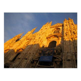 Il Duomo, Milan, Italy Postcard