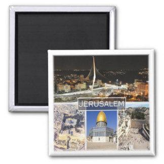 IL * Israel - Jerusalem Magnet