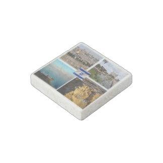 IL Israel - Jerusalem Tel Aviv - Stone Magnet