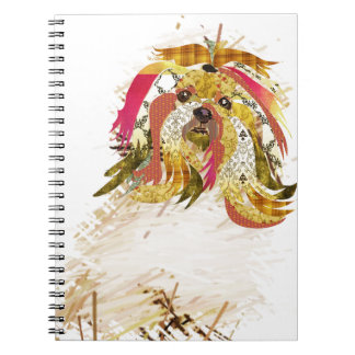 Il Love Lhasa apso Notebook