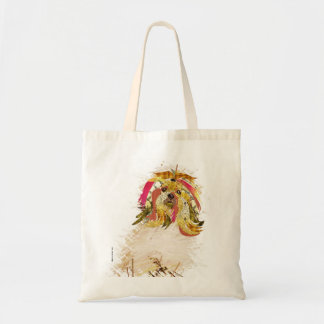 Il Love Lhasa apso Tote Bag