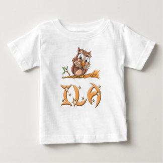 Ila Owl Baby T-Shirt