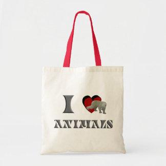 ILA polar bear Bag