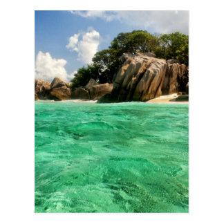 Ile Cocos Postcard